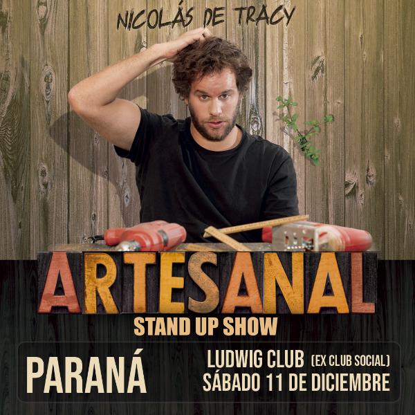 Artesanal en Paraná