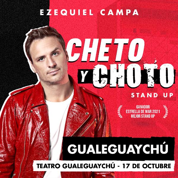 Cheto y Choto en Gualeguaychú