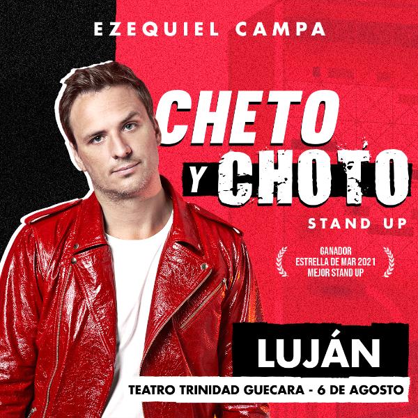 Cheto y Choto en Lujan