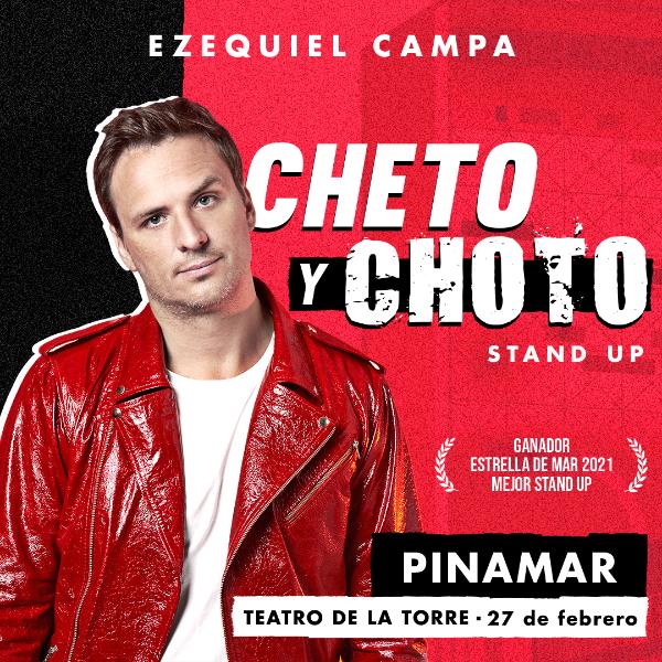 Cheto y Choto en Pinamar