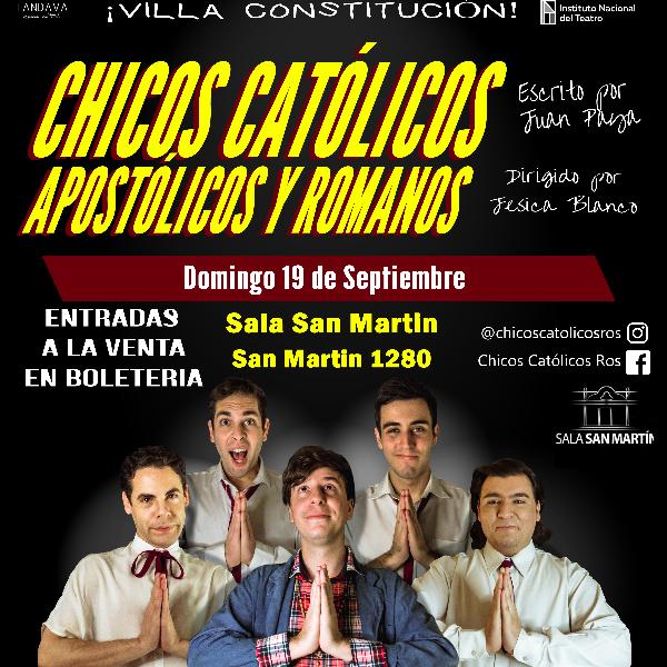 Chicos Catolicos ,Apostolicos y Romanos