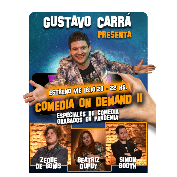 COMEDIA ON DEMAND II