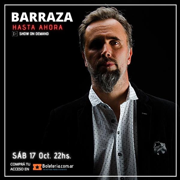 Juan Barraza - Hasta Ahora
