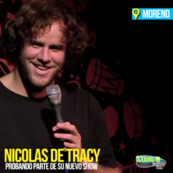 Nico de Tracy en Moreno