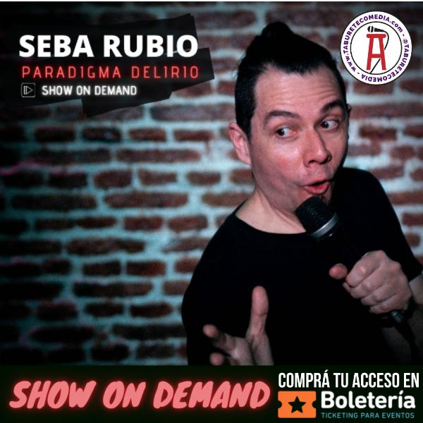 Paradigma Delirio - Seba Rubio