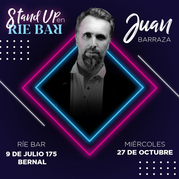 Stand Up en Ríe Bar
