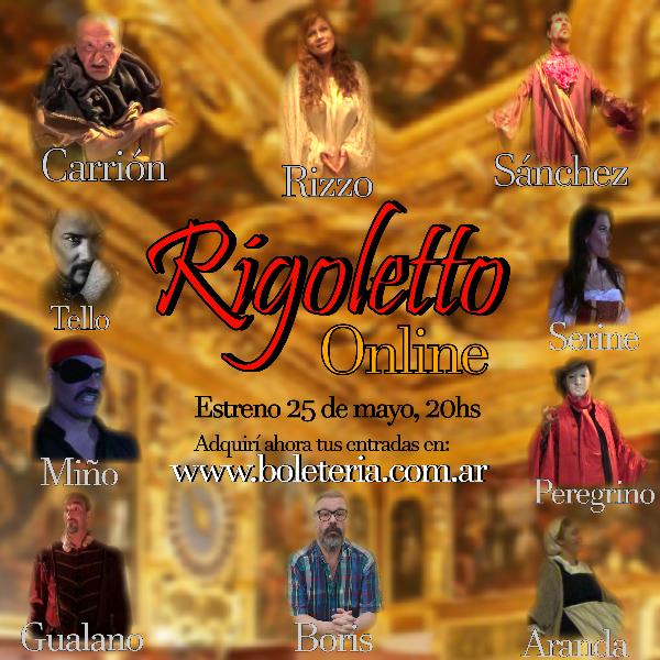 Rigoletto Online