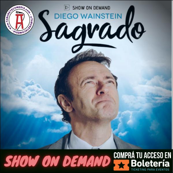 Sagrado - Diego Wainstein