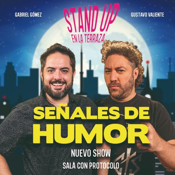 Señales de Humor - Stand Up en la Terraza