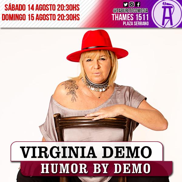 Virginia Demo - Humor by Demo